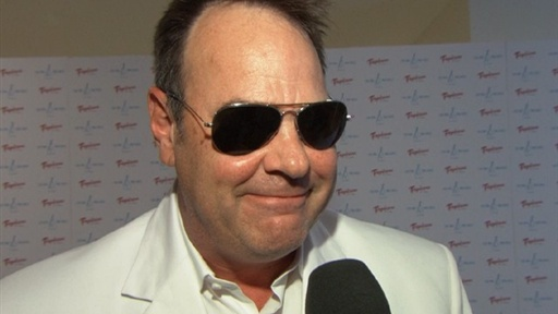 [Dan Aykroyd On 'Ghostbusters 3': 'We Hope to Make the Movie With]