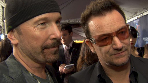 [Bono & The Edge On 'Spider-Man: Turn Off The Dark': 'It's Been A]