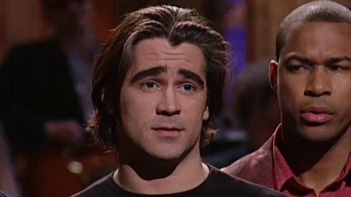 Colin Farrell Monologue Video