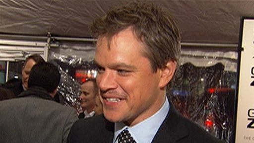[Matt Damon On Rumors James Cameron Wanted Him for 'Avatar': 'It']
