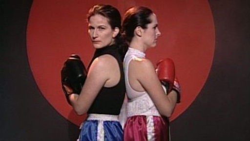 Women's Kickboxing Association Video