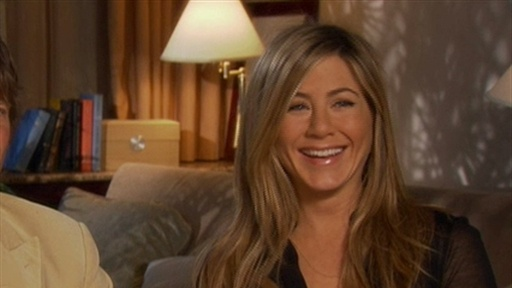 [Jennifer Aniston And Steve Zahn Talk 'Management']