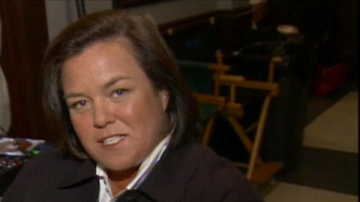 [Rosie O'Donnell Talks 'Drop Dead Diva']