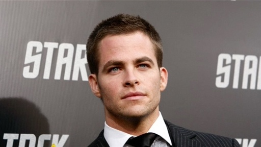 [Chris Pine Talks Playing Captain Kirk In 'Star Trek']