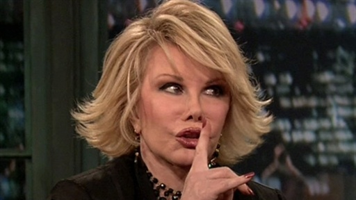 [Joan Rivers]