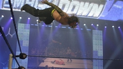 [Chris Jericho Vs. Jeff Hardy]