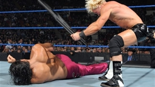 Great Khali Vs. Dolph Ziggler Video