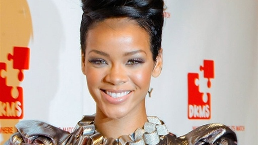 Rihanna and Friends Come Out To Fight Leukemia Video