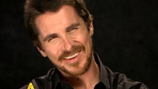 [Christian Bale Talks 'Terminator Salvation']