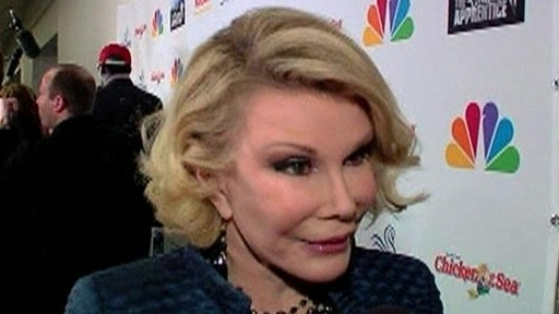 Joan Rivers Wins 'Celebrity Apprentice' Video