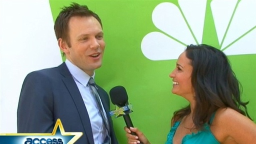 [Joel McHale Talks New Show 'Community']