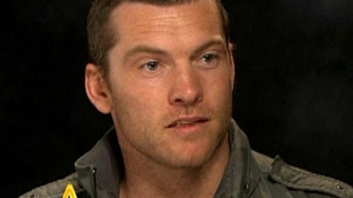 Sam Worthington Talks &#39;Terminator Salvation&#39; Video
