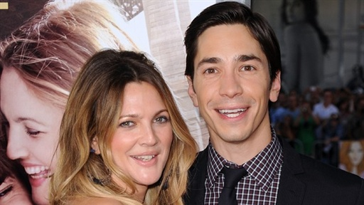 [Drew Barrymore and Justin Long's 'Going the Distance' Premiere,]