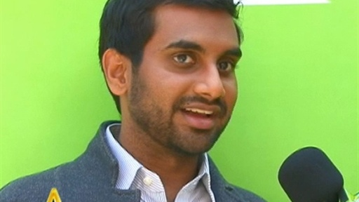 ['Parks And Recreation' Star Aziz Ansari Rants On IMAX]