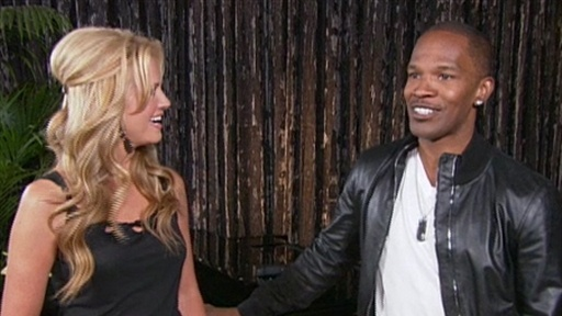 [Jamie Foxx's 'American Idol' Prediction and Advice To The Finali]