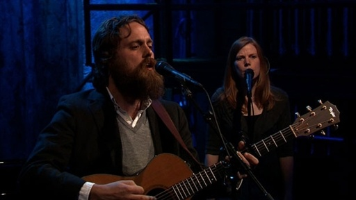 Iron and Wine Video