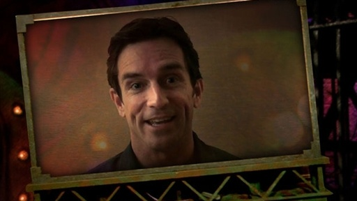 Internet Personality Test: Jeff Probst Video
