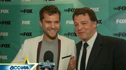 [Joshua Jackson and John Noble Talk 'Fringe']