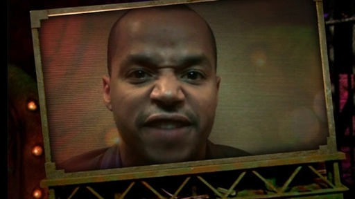 Internet Personality Test: Donald Faison Video
