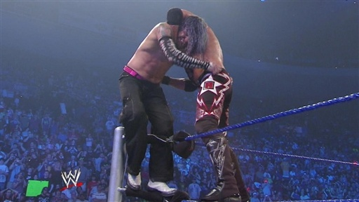 Edge Vs. Jeff Hardy Video