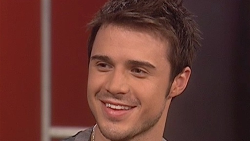 [Kris Allen Talks 'American Idol' Win]