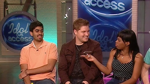 'American Idol' 2009 Runners-Up Talk Romance Rumors Video