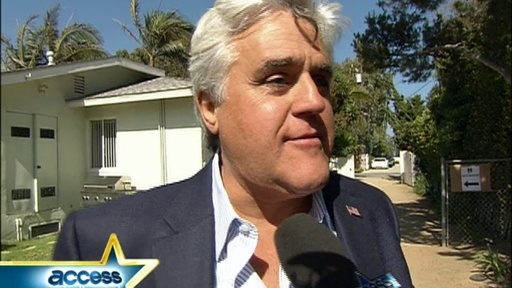 Jay Leno On His Favorite 'Tonight Show' Moments Video