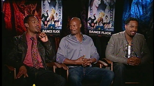 [Wayans Brothers Talk 'Dance Flick']