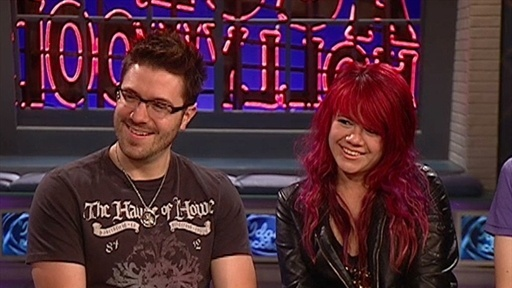 'American Idol' 2009 Runners-Up Talk Tour Video