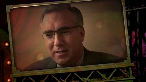 [Internet Personality Test: Keith Olbermann]