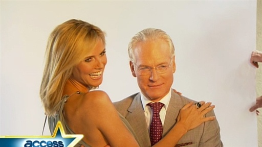 Inside Heidi Klum and Tim Gunn's Entertainment Weekly Cover Shoo Video