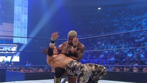 John Morrison Vs. Shelton Benjamin Video