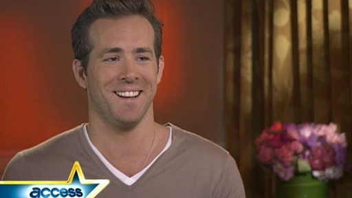 [Ryan Reynolds Talks 'The Proposal']