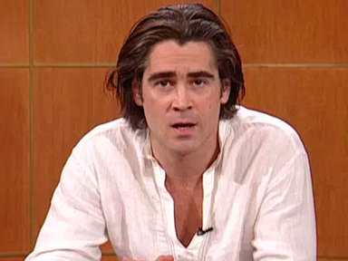 Colin Farrell Video