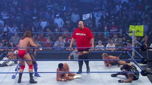 10-Man Survivor Series Showdown Battle Royal Video