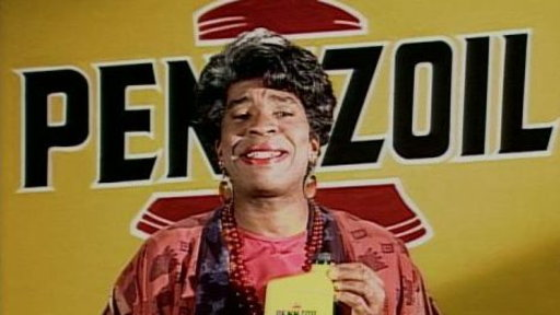 Maya Angelou for Pennzoil Video