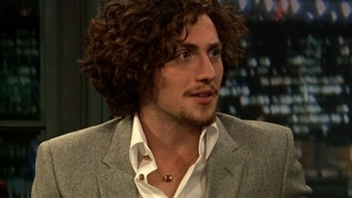 [Aaron Johnson]