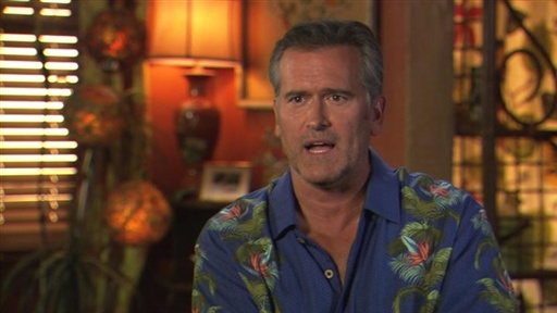 [Bruce Campbell on the Sam Axe Movie]