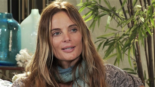 Gabrielle Anwar on Season 4 Video