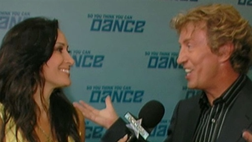 [Nigel Lythgoe Talks Katie Holmes' 'Dance' Performance]