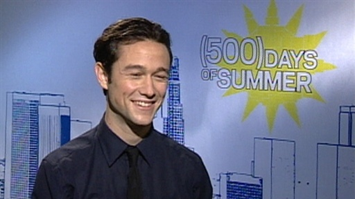 [Joseph Gordon-Levitt Talks '(500) Days Of Summer']