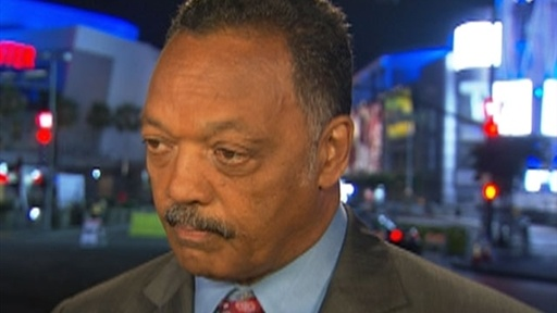 Jesse Jackson Talks of Controversy Surrounding Jackson's Death Video