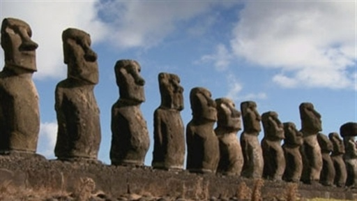 End of Easter Island Video