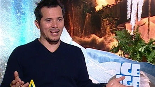 John Leguizamo Talks &#39;Ice Age: Dawn Of The Dinosaurs&#39; Video