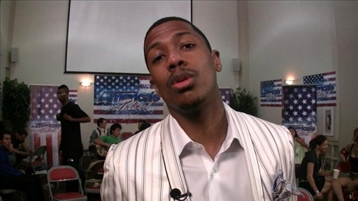 Backstage with Nick Cannon Video