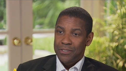 Will Denzel Play Obama on the Big Screen? Video