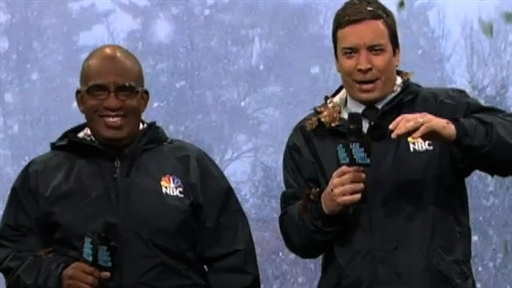 [Al Roker Weather Demo]