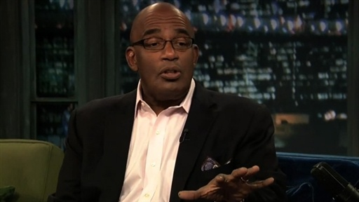 Al Roker on Speidi Video