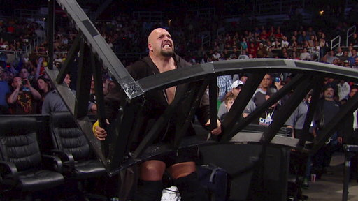 Big Show goes berserk Video