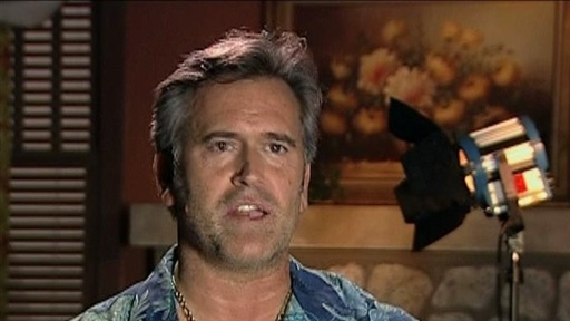 [Bruce Campbell on the Future]